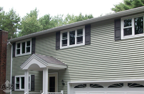 Residential window replacement siding azpw maintenance for Residential window replacement